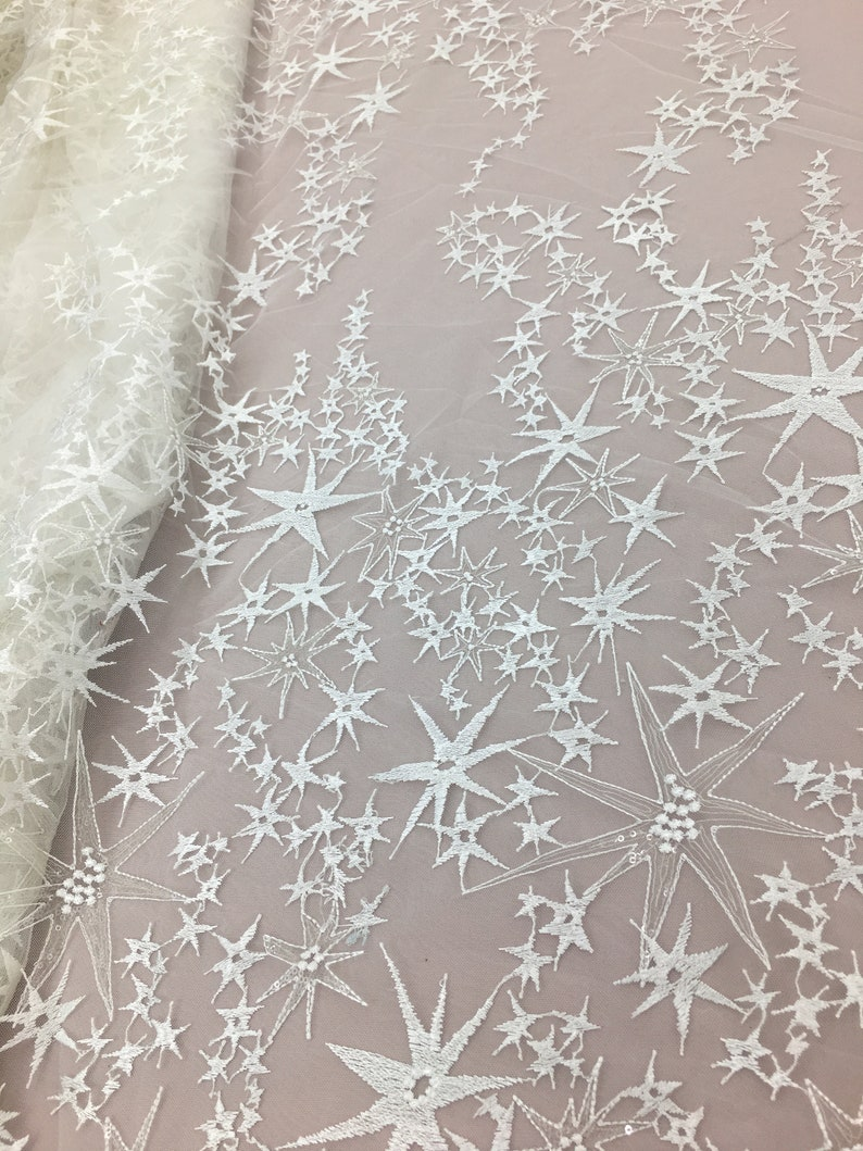 b9e5e29f1878d High Quality Lace Fabric With Sequin .Bridal Dress Fabric.