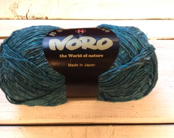 Noro :Nadeshiko #27: angora silk wool yarn Orange-Lime-Teal-Violet 50/% OFF!