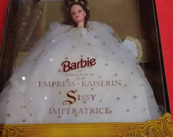Just Reduced! Emperess-Kaiserin Sissy Imperatrice Barbie 1996