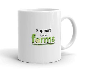 Support Local Farms Mug