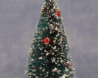 Christmas Tree Miniature for 1:12 Scale Dolls Houses