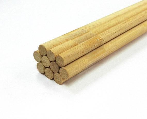 X10 Mixed Wooden Dowels