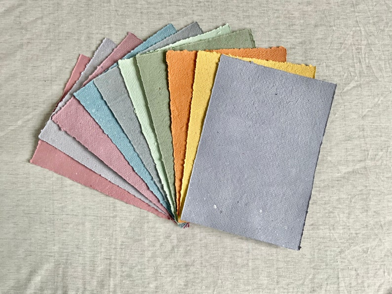 paper colourful paper a5 colourful paper handmade coloured paper a5 paper Handmade paper coloured paper a5 handmade paper