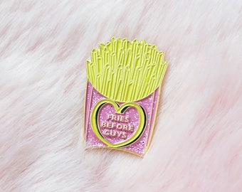 fries before guys - pin