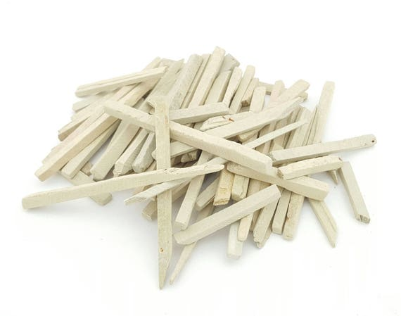 Slate Pencils and Powder 2 Kilograms White and brown Choices