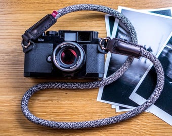 Stroppa  Duo - rope and leather camera strap