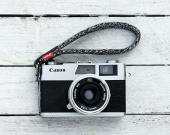 Custom wrist camera strap - Rope wrist strap