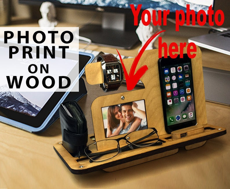 new dad gift,dad gifts,second marriage gift,college student gift,new joh  office gift,dad unique gift,wooden iphone stand,phone dock station