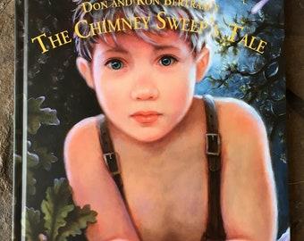 The Chimney Sweep's Tale hardback book