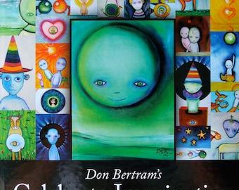 "Don Bertram's ""Celebrate Imagination"" Book"