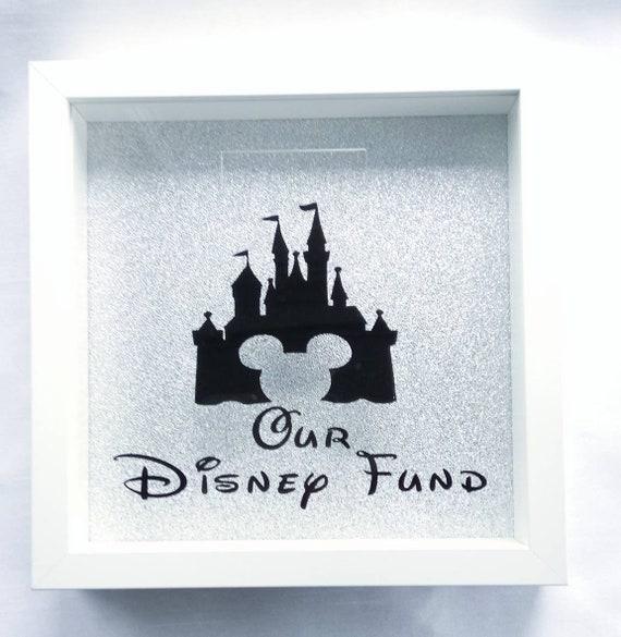 Disney Money Box Money Box Disney World Disney Land Disney | Etsy