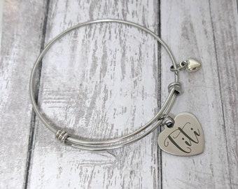 Spanish bracelet Gift for Titi Inspirational Spanish Gift for Abuela Gift for Tia Free Shipping Spanish gifts Spanish jewelry