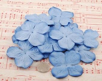 Mid Blue Hydrangea Pbc166