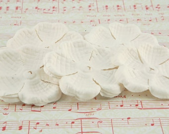 White Mulberry Paper Petals Pbw010