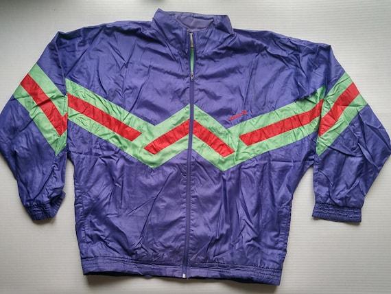 Details zu Adidas Jacke Jacket Winter True Vintage Deadstock 80s 80er Fussball 54 ca L NEU