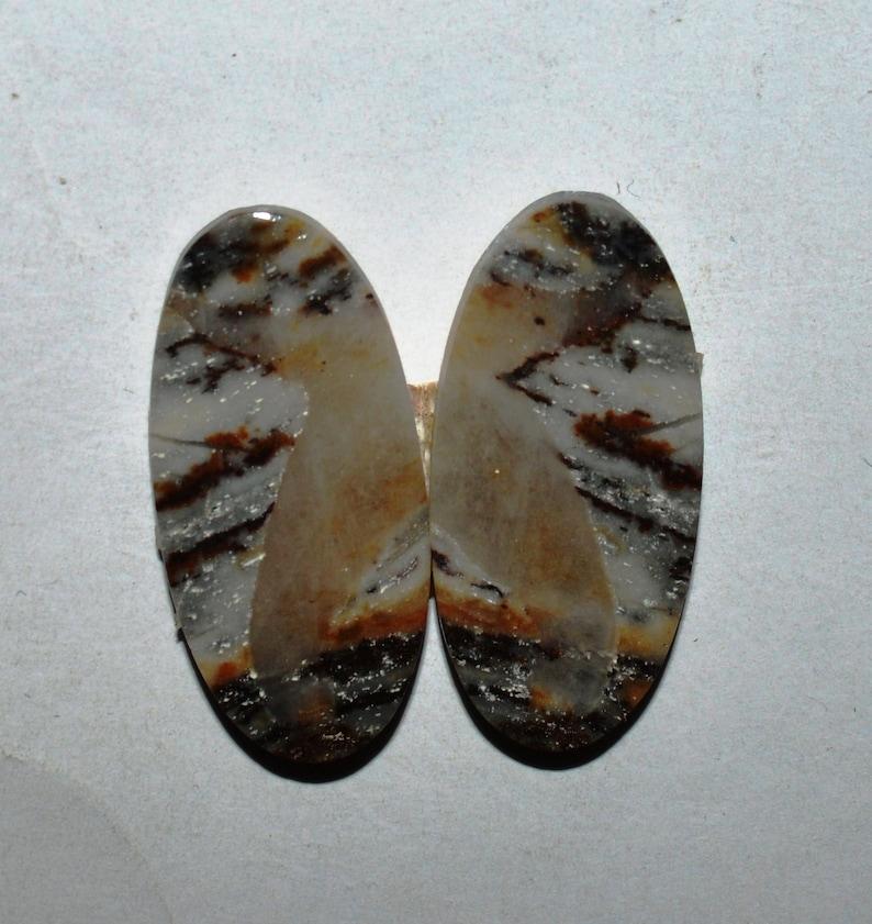 Gemstone drilled Half Strand of Prehnite Beads P1124
