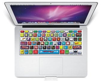 Keyboard stickers | Etsy
