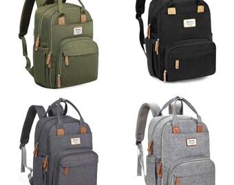 1e15d524f40 Diaper Bag Backpack Modified for Feeding Tube