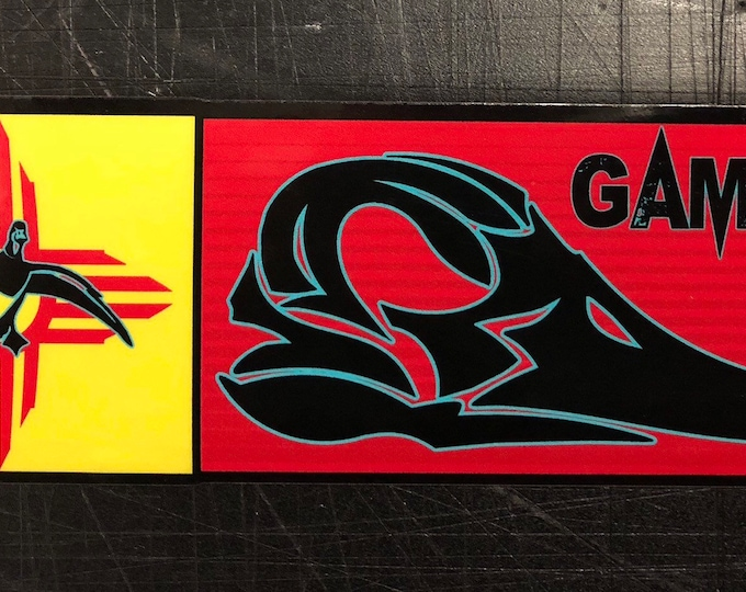 New Mexico Duck Decal