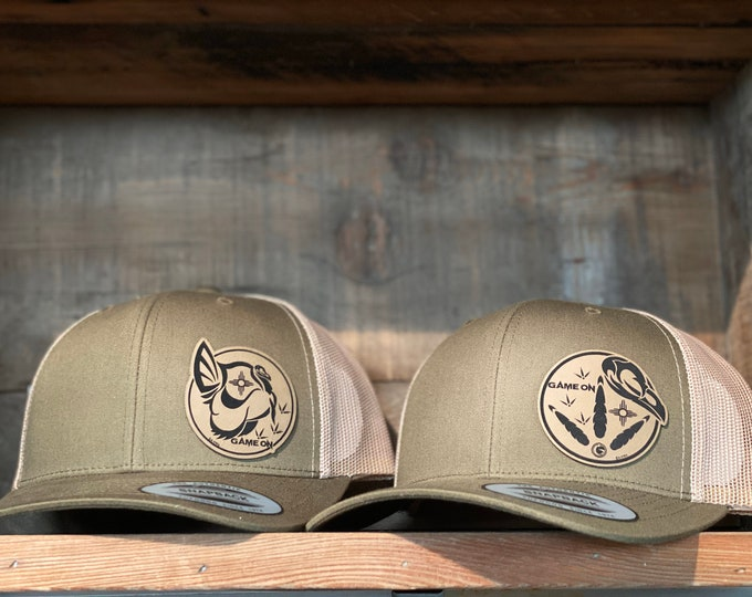 Turkey GAME ON (pick hat color and patch