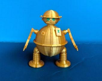 Inspired 3D Print - Tik Tok Return to Oz - 3 1/2'' figure