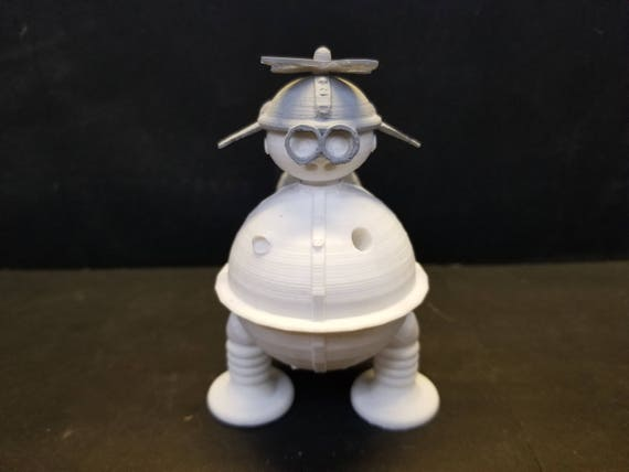 Tik Tok Return to Oz Painted 3D Print 3 1//2/'/' figure