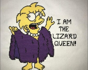 ac7eeb3271a I am the Lizard Queen!