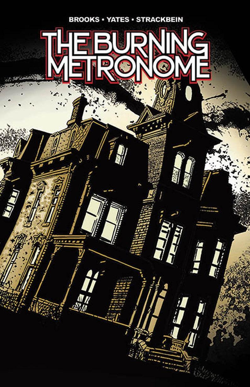 The Burning Metronome Issue 7: Shards image 0