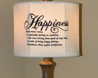 Embroidered lamp shade etsy aloadofball Choice Image