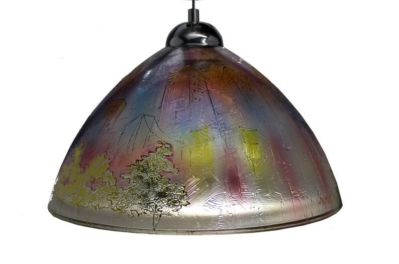Pendant lights Handing Lighting Rustic Chandelier Stained Glass Lamp Modern Light Designer Lamp Handmade Lamps Farmhouse Light Island Light