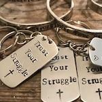 Custom key chain