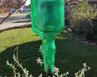 Green Hummingbird Feeder
