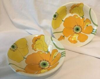 Metlox Poppytrail Berry Bowls 10 bowls
