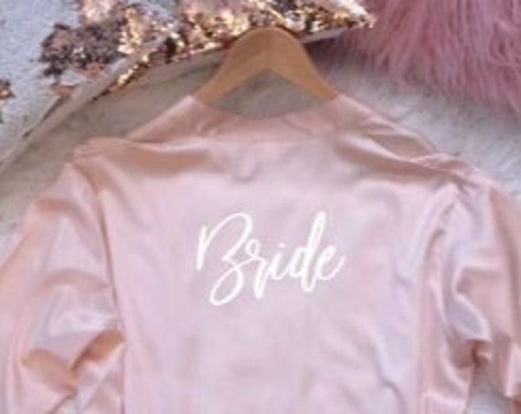 Wedding party iron on. Personalized wedding iron ons. iron on labels for robes. Bridal party robe HTB. Custom wedding name iron on labels