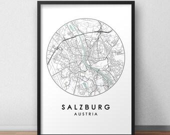 Salzburg | Etsy