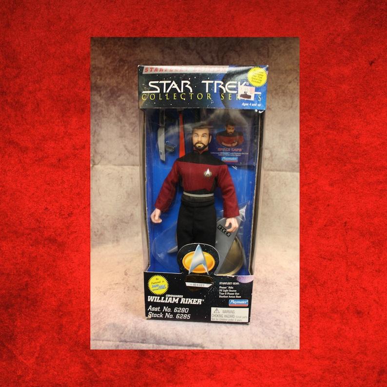 "Star Trek Action Figure Playmates Collectors Edition 9/"" Variations"