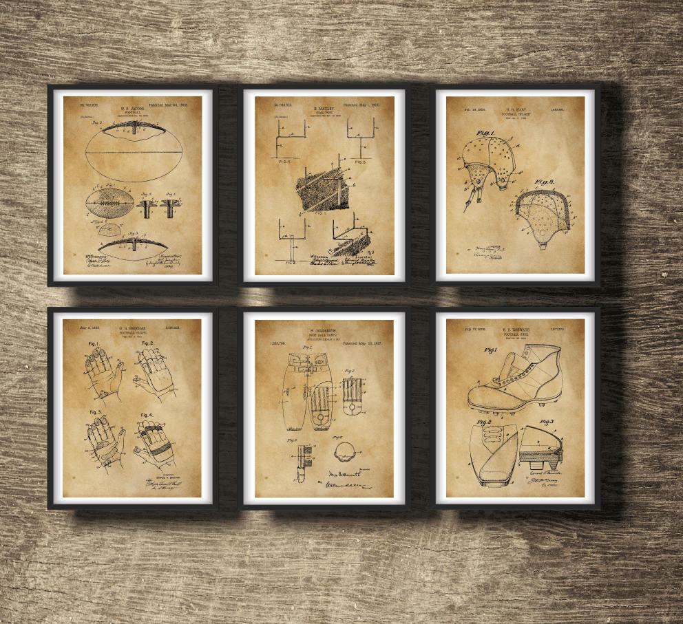Luxury Blueprint Wall Art Illustration - Art & Wall Decor ...
