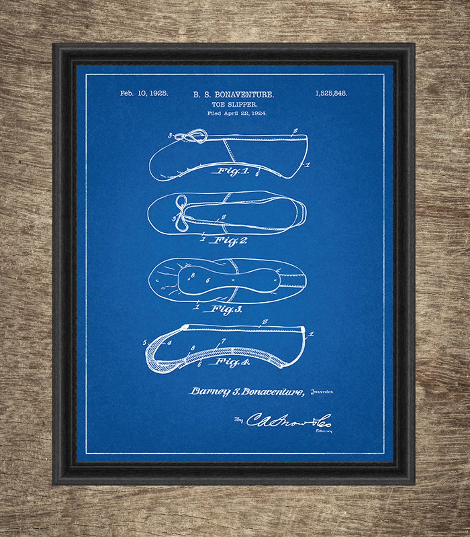 ballerina shoes blueprint, ballerina wall decor, girl room decor, personalized gift, ballet shoes art set of 4 prints -instant d