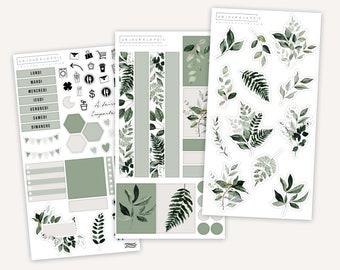 Botania Kit    3 sheets