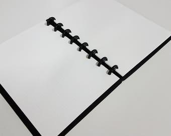 Dot grid paper   A5   ARC/Tul/Disc Bound system