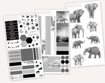 Elephant memory kit    3 sheets