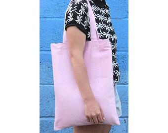 Pink! Corduroy Shoulder Bag