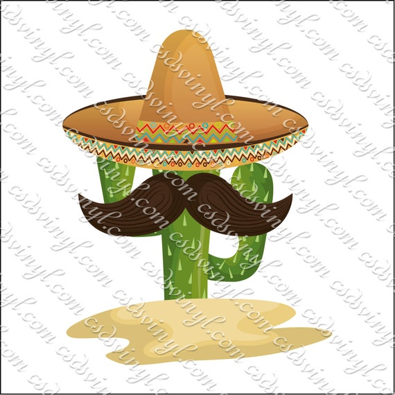 Southwest Cinco De Mayo Sombrero Embroidered Iron On Patch Mexican Hat