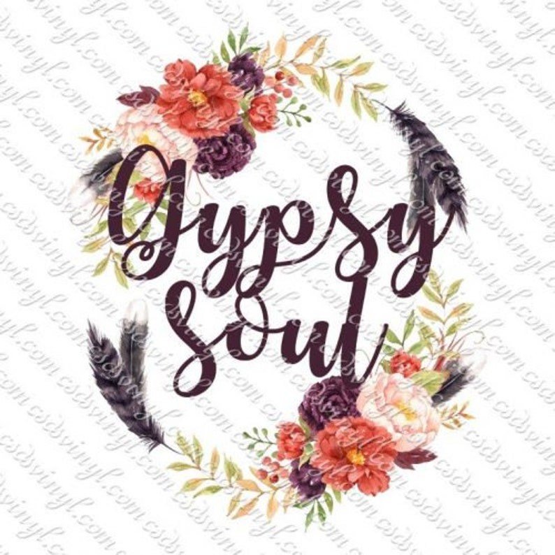 3314fe78d6fd9 Gypsy Soul Dream Catcher Sublimation Transfers - Gypsy Soul Tshirt Design -  Gypy Soul Feather Sublimation - Dream Catcher - SUB0823