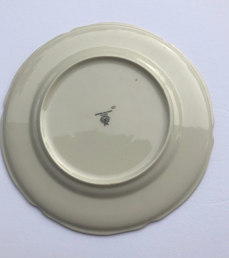 1149 Mismatched China Dinner Plates Shades of Blue