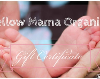 Gift Certificate, Gift Card, Store Credit, Store Credit Card
