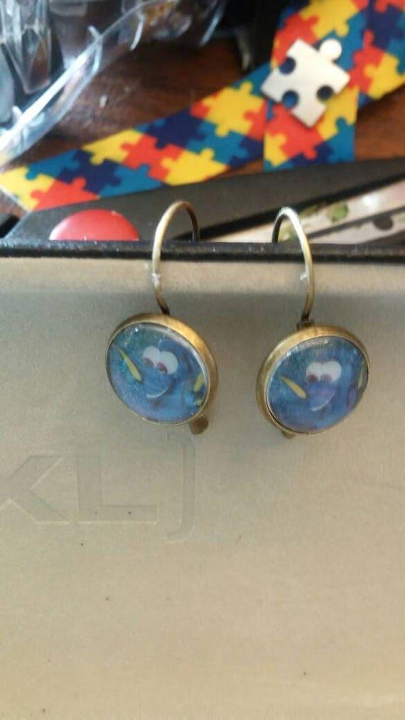 Finding Dory earrings