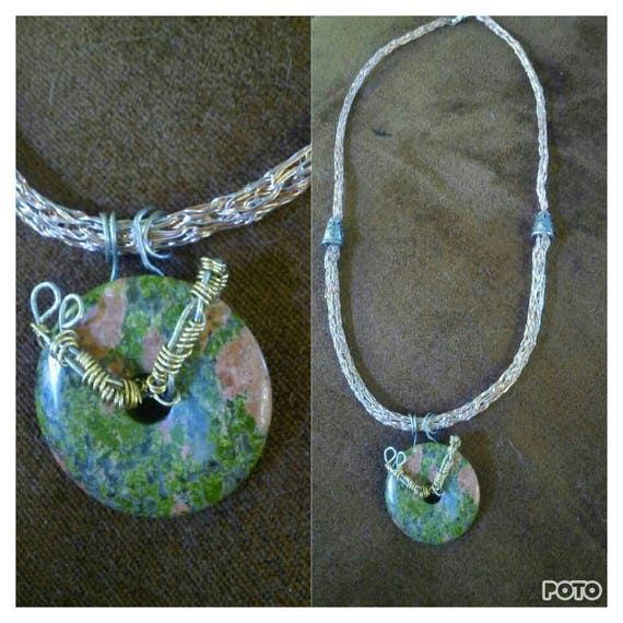 Vikings tribunal necklace