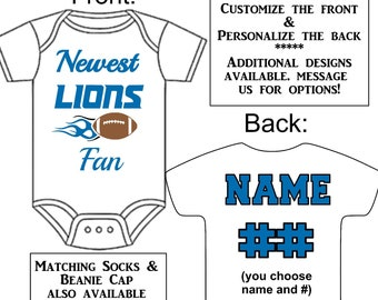 baby lions jersey