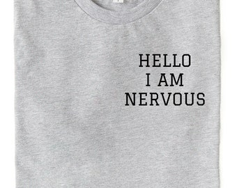e66f048835bd8 Nervous | Etsy